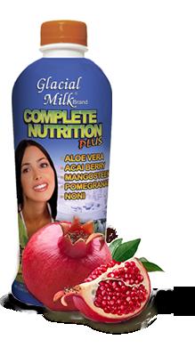 Glacial Milk Brand Nutritional Products - Glacial Milk